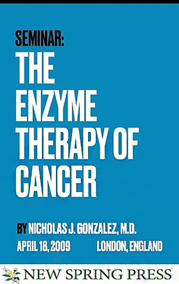 The Enzyme Therapy of Cancer